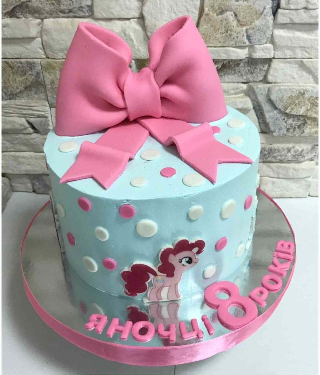 53953478684b4c Торти для маленьких принцесс Дитячі торти для дівчаток і хлопчиків ...