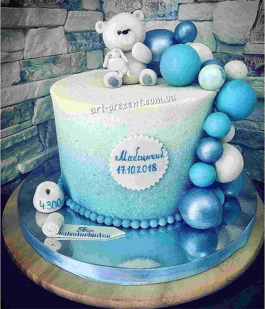 cba45519fa254a Дитячі торти для дівчаток і хлопчиків Торти на замовлення Львів