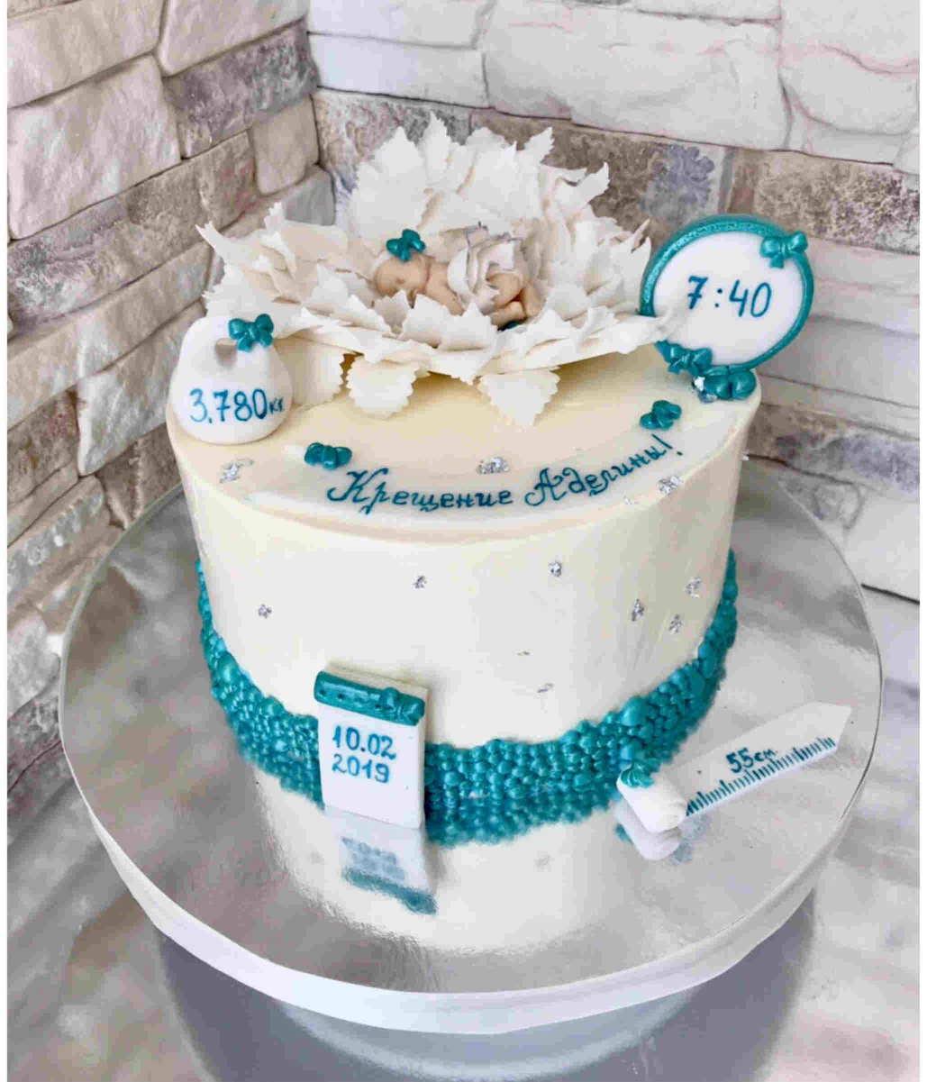 bd493f520790be Торти на хрестини Дитячі торти для дівчаток і хлопчиків Торти на ...