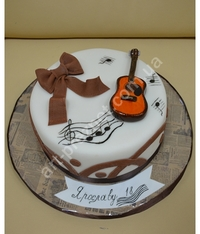 Cakes Musical instruments