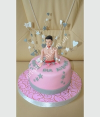 photo Cakes on devishnik and erotic themes