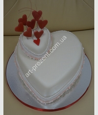 Cakes for lovers