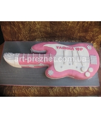 photo Cakes Musical instruments