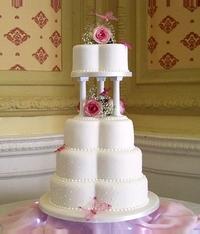 Фото весільні торти торт на весілля