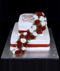 торт на весілля, весільний торт на замовлення
