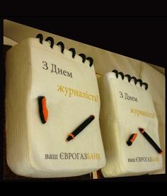 торт на замовлення корпоративний